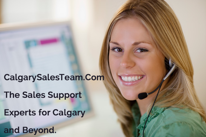 sales force outsourcing Calgary Alberta Canada