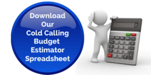 cold call budget estimator